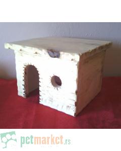 Kućica za glodare Tip 3