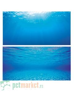 Juwel: Dvostrani poster za akvarijum 2