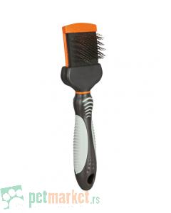 Trixie: Mekana četka negu brade i teško pristupačnih mesta Silcker Brush