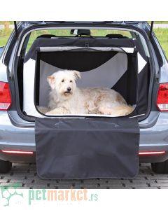 Trixie: Tekstilni transporter za gepek automobila Vario