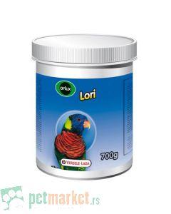 Orlux: Hrana za Lori papagaje