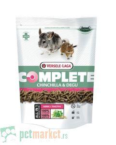 Versele - Laga: Hrana za činčile i degue Complete Chinchilla & Degu, 500 g