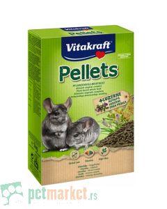 Vitakraft: Peletirana hrana za činčile, 1 kg