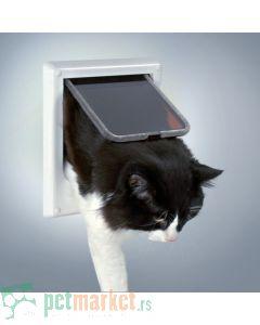 Trixie: Vratanca za mačke sa elektromagnetom