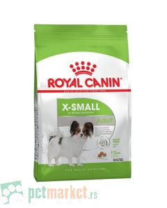 Royal Canin: Size Nutrition X Small Adult