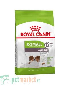 Royal Canin: Size Nutrition X Small Ageing +12, 500 g