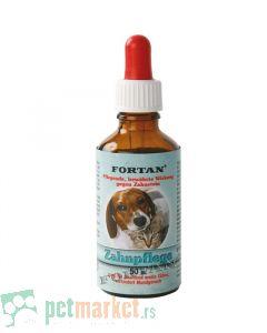 Fortan: Preparat za negu zuba Zahnpflege, 50 ml