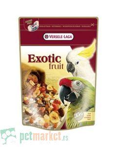 Versele - Laga: Nagradna Hrana za papagaje Exotic Fruits, 600g