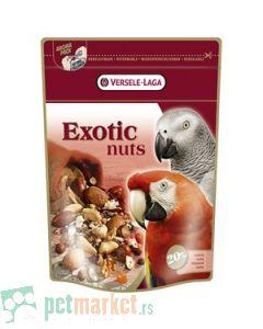 Versele - Laga: Nagradna Hrana za papagaje Exotic Nuts, 750g