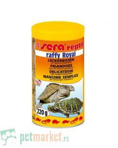 Sera: Hrana za vodene kornjače Raffy Royal, 1000 ml