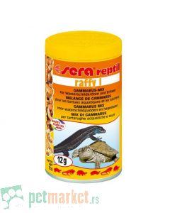 Sera: Hrana za kornjače i guštere Raffy I