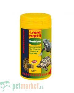 Sera: Hrana za biljojedne reptile Reptil Profesional Herbivor