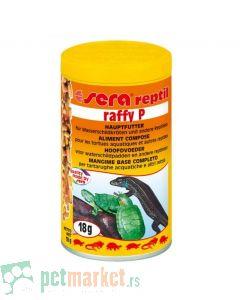 Sera: Hrana za kornjače i guštere Raffy P