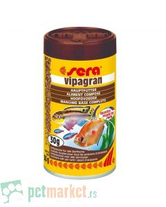 Sera: Hrana za tropske ribice Vipagran