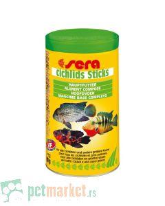 Sera: Hrana za ciklide Cichlids Stick
