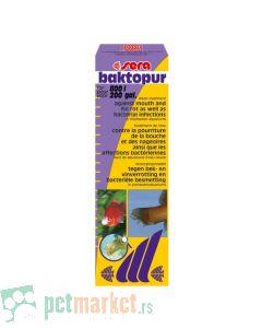 Sera: Lek za ribice Baktopur