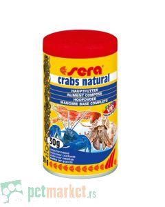 Sera: Hrana za račiće Crabs Natural, 30 g