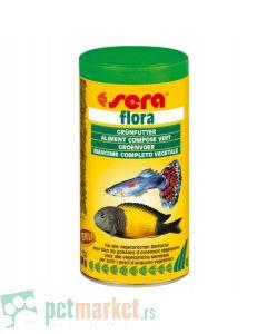 Sera: Hrana za ribe biljojede Flora