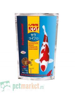 Sera:  Hrana za koi šarane Koi Professional Summer