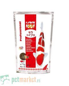 Sera: Hrana za koi šarane Koi Professional Spirulina
