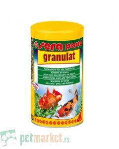 Sera: Hrana za ukrasne baštenske ribice Pond Granulat