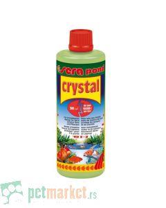 Sera: Regulator kvaliteta vode Pond Crystal, 500 ml