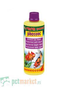 Sera: Preparat za uklanjanje fosfata Pond Phosvec