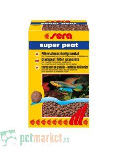 Sera: Filter masa Super Peat, 500 gr