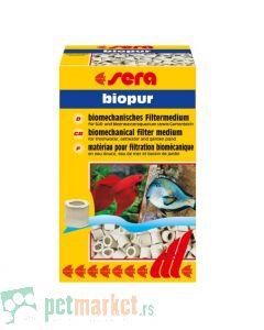 Sera: Glinena filter masa Biopur, 750 g